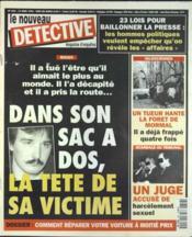 Nouveau Detective (Le) N°656 du 13/04/1995 - Couverture - Format classique