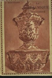 La Ceramique Ancienne - Couverture - Format classique