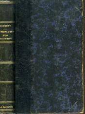 Le Testament Antisemite - Couverture - Format classique