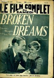 Le Film Complet Du Samedi N° 1727 - 14e Annee - Briken Dreams - Couverture - Format classique