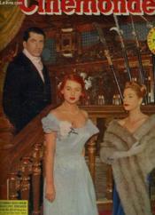 CINEMONDE - 22e ANNEE - N° 1021 - Le film raconté complet en couleurs: QUELQUE PART DANS LE MONDE - Couverture - Format classique