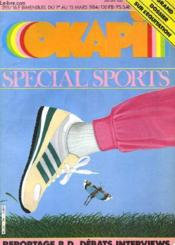 Okapi - Special Sports - Couverture - Format classique