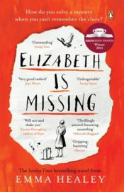 Vente livre :  ELIZABETH IS MISSING  - De Vleeschouwer-O - Emma Healey