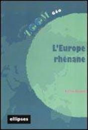 L'Europe Rhenane - Intérieur - Format classique