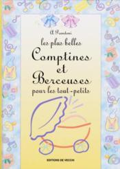 Les Plus Belles Comptines Et Berceuses Des Tout Petit - Couverture - Format classique