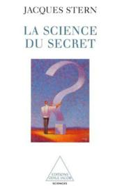 La science du secret - Couverture - Format classique