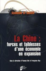 La chine : forces et faiblesses d'une économie en expansion - Intérieur - Format classique