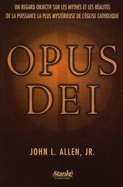 Opus dei - Intérieur - Format classique