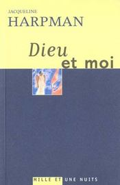 Dieu Et Moi - Intérieur - Format classique