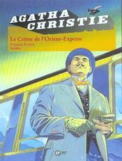 Le crime de l'orient express - Intérieur - Format classique