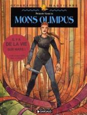 Mons Olimpus - Couverture - Format classique