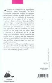 Appel Du Pied - 4ème de couverture - Format classique