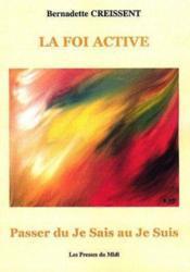 La Foi Active - Couverture - Format classique