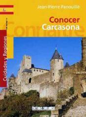 Connaitre Carcassonne - Couverture - Format classique