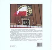 Pologne, Memoire De L'Europe - 4ème de couverture - Format classique
