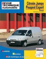 Rta 590.1 Jumpy/Scudo/Expert Diesel - Couverture - Format classique