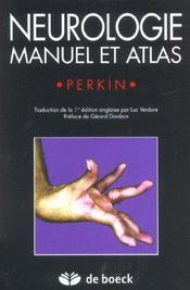 Neurologie - Manuel Et Atlas - Intérieur - Format classique