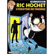 Ric Hochet t.49 ; l'exécuteur des ténèbres - Couverture - Format classique