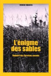 Enigme Des Sables - Couverture - Format classique