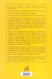Enigme Des Sables - 4ème de couverture - Format classique