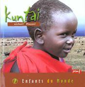 Kuntai enfant masai - Intérieur - Format classique