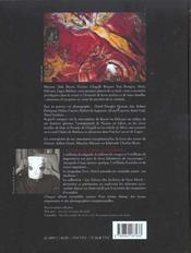 Avec les peintres du siècle - 4ème de couverture - Format classique