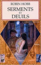 Serments Et Deuils - Couverture - Format classique