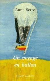 Un Voyage En Ballon - Couverture - Format classique