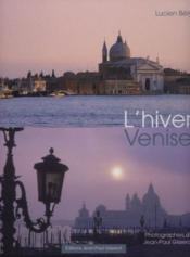L'hiver Venise - Couverture - Format classique