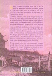 Voyage dans l'intérieur de la Chine et en Tartarie - 4ème de couverture - Format classique