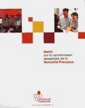Guide sur la combinaison comptable de la mutualité française - Intérieur - Format classique
