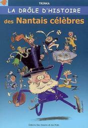Drôle d'histoire des nantais célèbres - Intérieur - Format classique