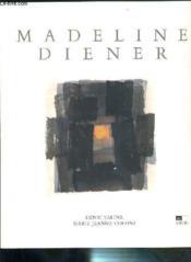 Madeline Diener, Son Oeuvre - Couverture - Format classique