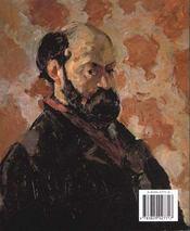 Les Minis Du Grand Art ; Cezanne - 4ème de couverture - Format classique