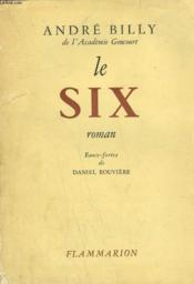 Le Six. - Couverture - Format classique