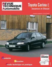 Rta 591.1 Toyota Carina E&D - Couverture - Format classique