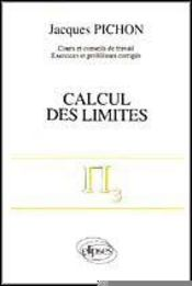 Calculs Des Limites - Intérieur - Format classique