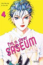 Saseum I'M A Deer T.4 - Intérieur - Format classique