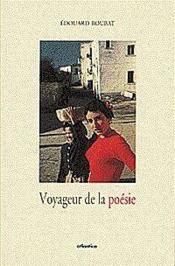 Voyageur De La Poesie - Couverture - Format classique