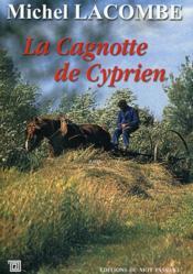 La cagnotte de Cyprien - Couverture - Format classique