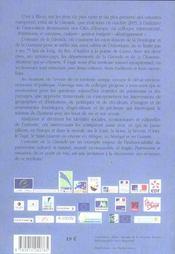 Patrimoine et estuaires - 4ème de couverture - Format classique