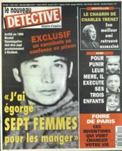 Nouveau Detective (Le) N°659 du 04/05/1995 - Couverture - Format classique