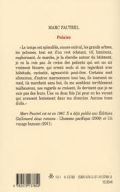 Polaire - 4ème de couverture - Format classique