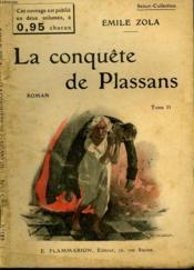 La Conquete De Plassans. Collection : Select Collection N° 185 - Couverture - Format classique
