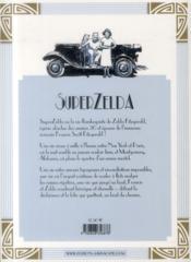 SuperZelda ; l'incroyable histoire de la femme de Francis Scott Fitzgerald - 4ème de couverture - Format classique