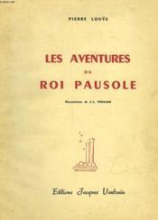 Les Aventures Du Roi Pausole - Couverture - Format classique