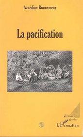 La pacification - Intérieur - Format classique