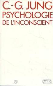 Psychologie De L'Inconscient - Couverture - Format classique