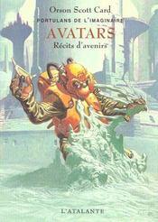 Avatars ; portulans de l'imaginaire livre ii - Intérieur - Format classique