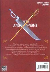Le nouvel Angyo Onshi t.8 - 4ème de couverture - Format classique